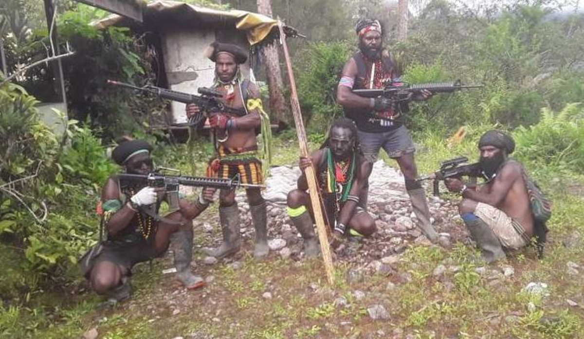 West Papua National Liberation Army