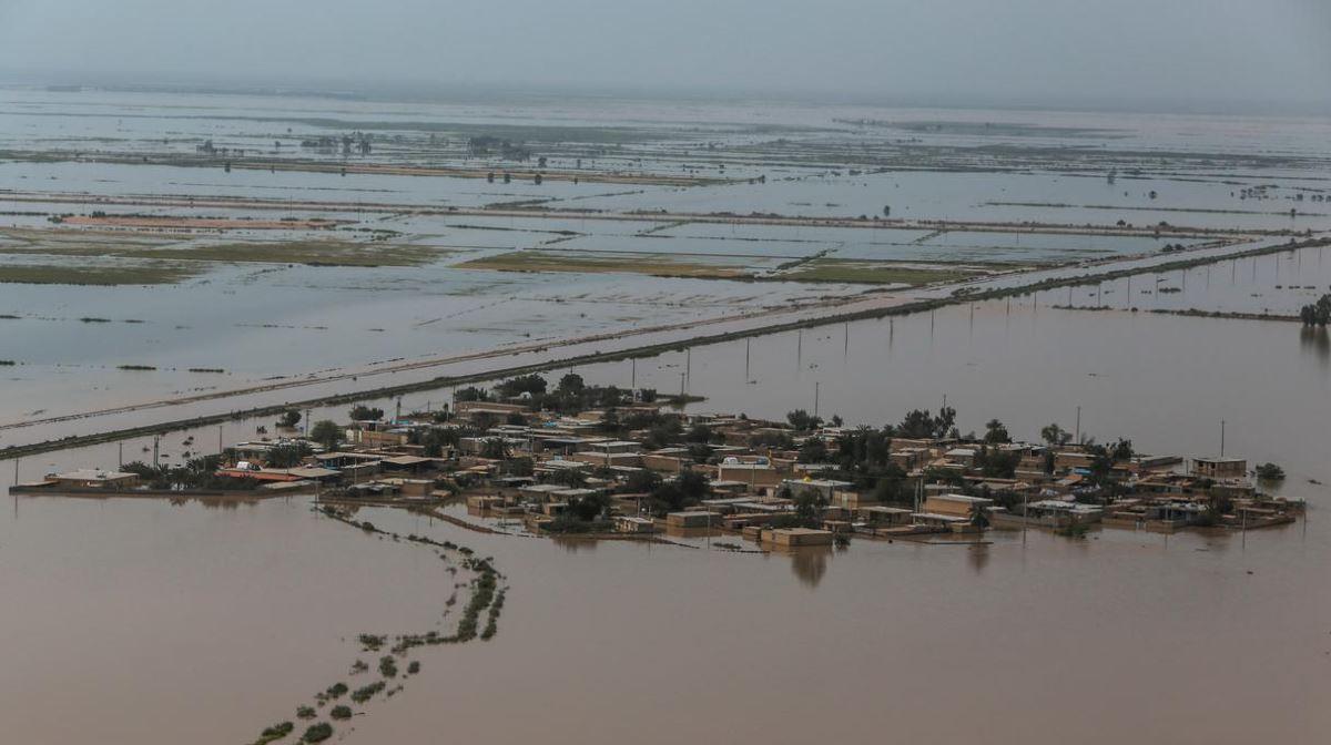 Flood Iran