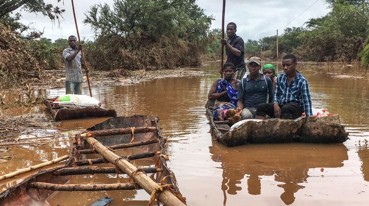 IMF gives MozambiqueCyclone Idai