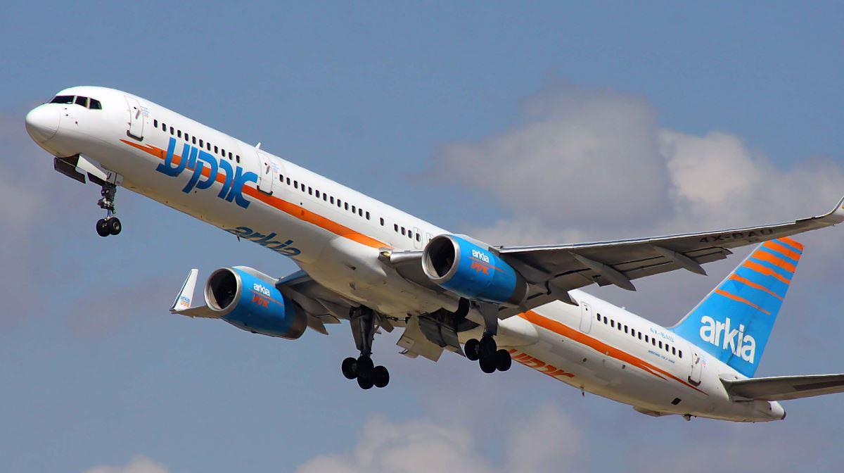 Israeli airline Arkia