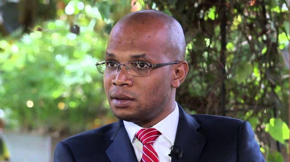 January Makamba, minister of state