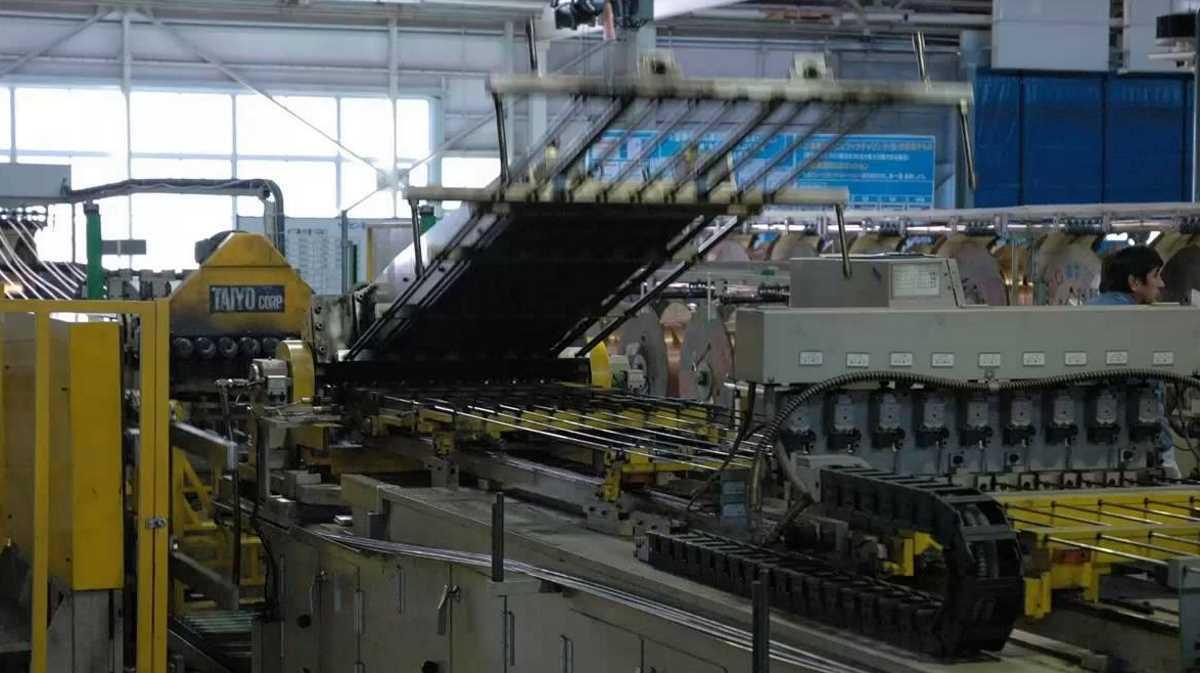 Spanish manufacturing