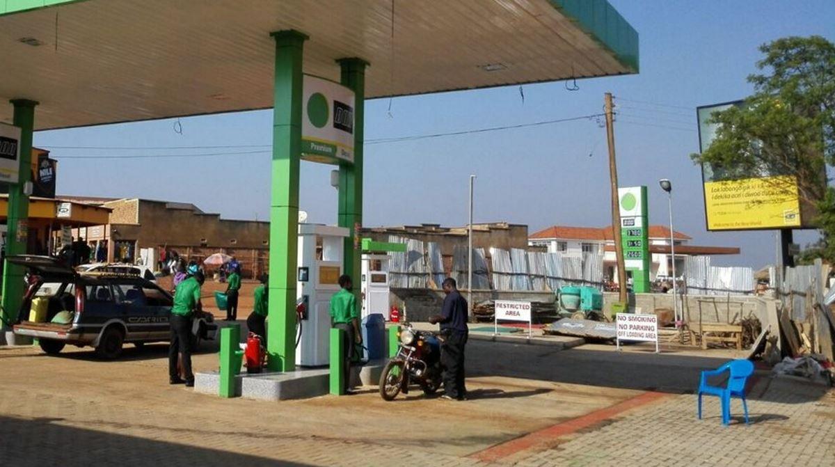 Uganda oil pump