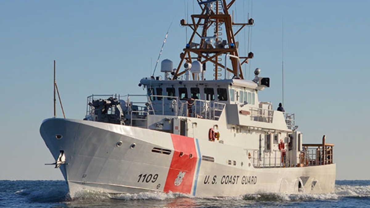 Coast Guard Cutter Kathleen Moore