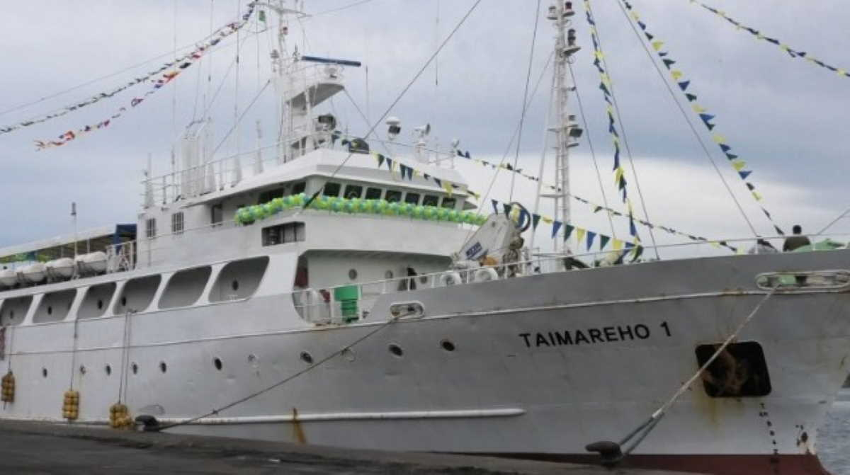 MV Taimareho