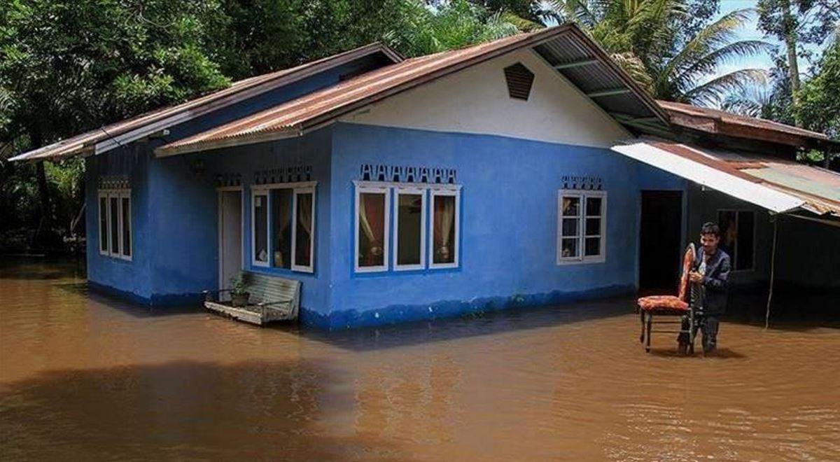 Indonesia rain