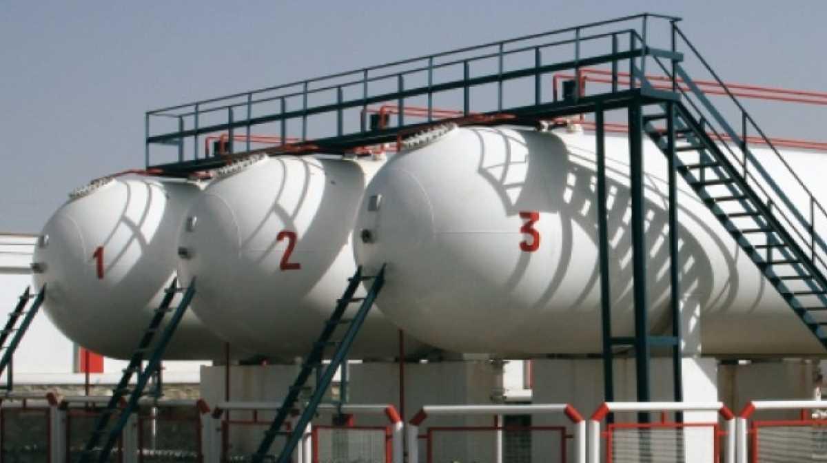 Kazakh LPG