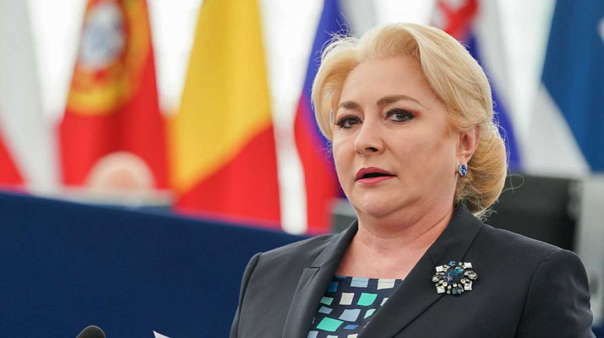 Prime Minister Viorica Dancila