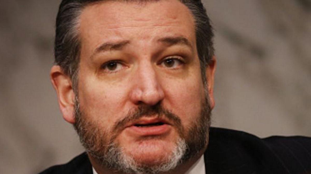 Republican Ted Cruz