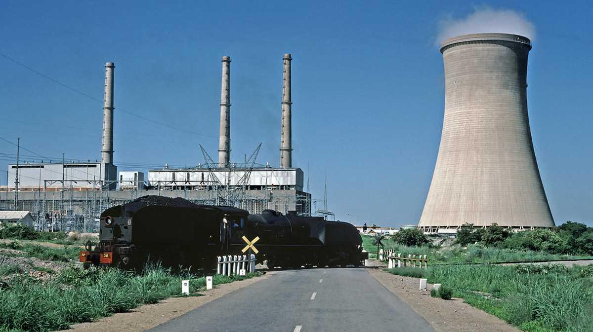 Zimbabwe power utility