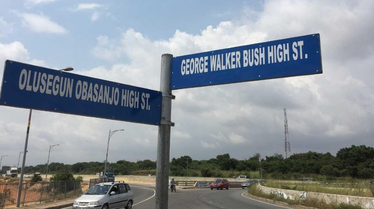 Accra road