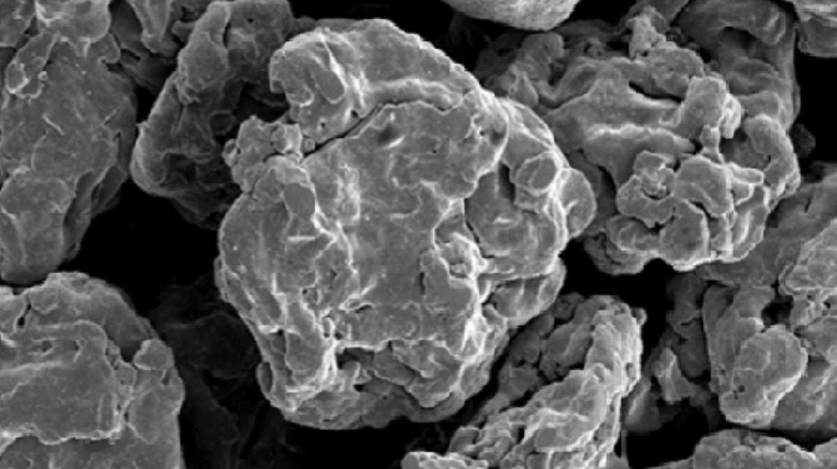 Amorphous boron nitride