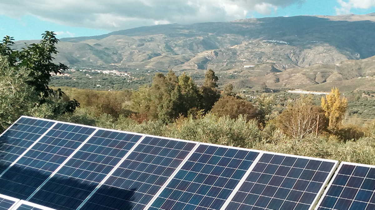 Andalusia solar project