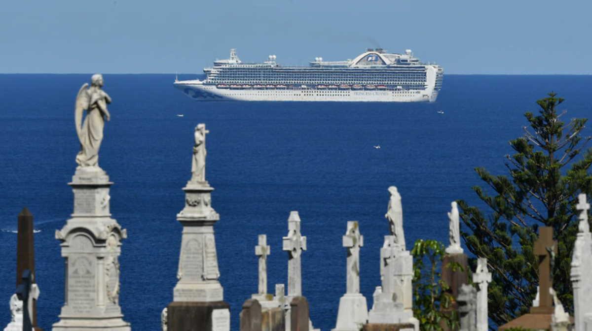 Australia cruise ship
