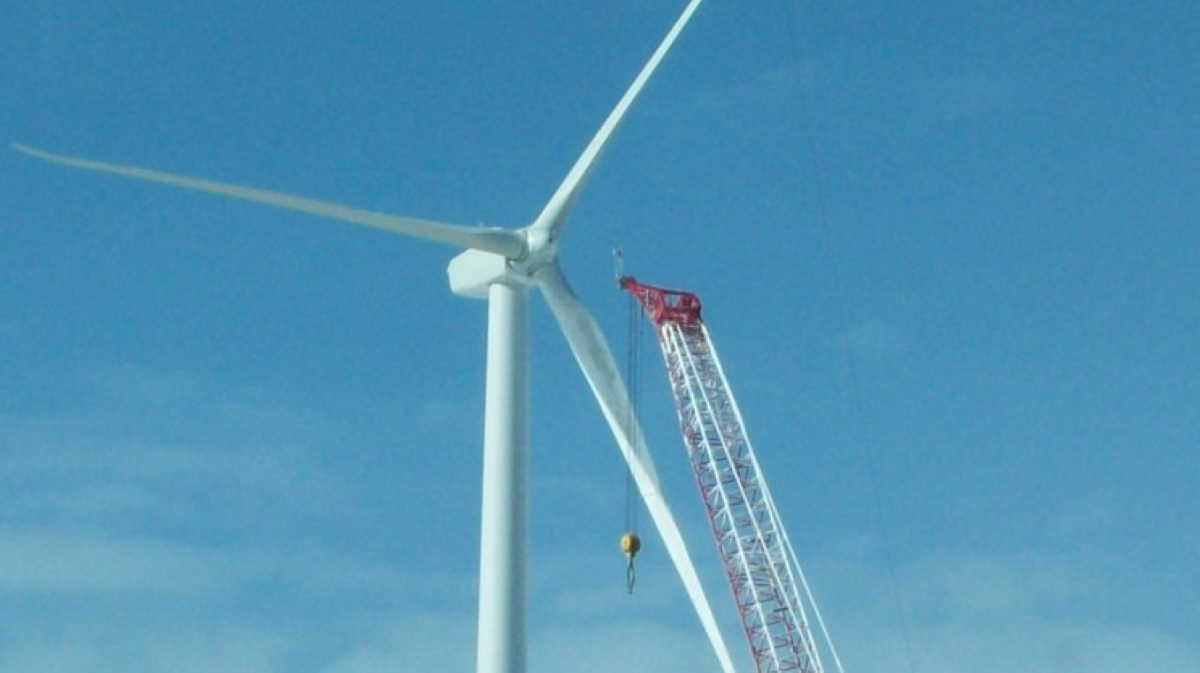 Beech Ridge II Wind Facility