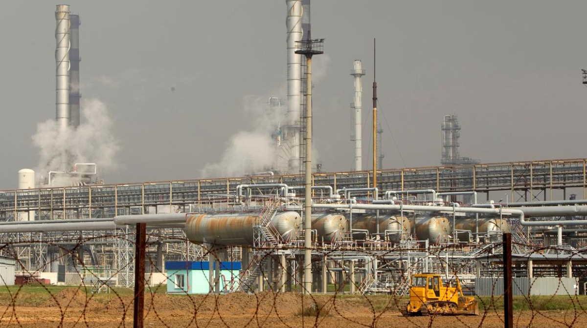 Belarus oil