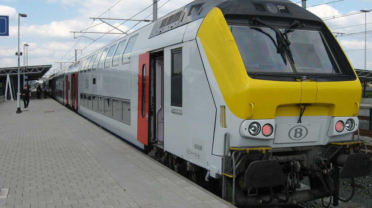 Belgian railways
