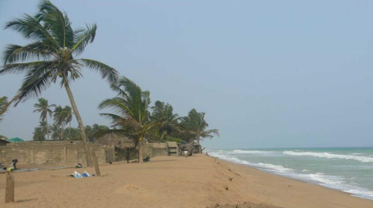 Benin coast