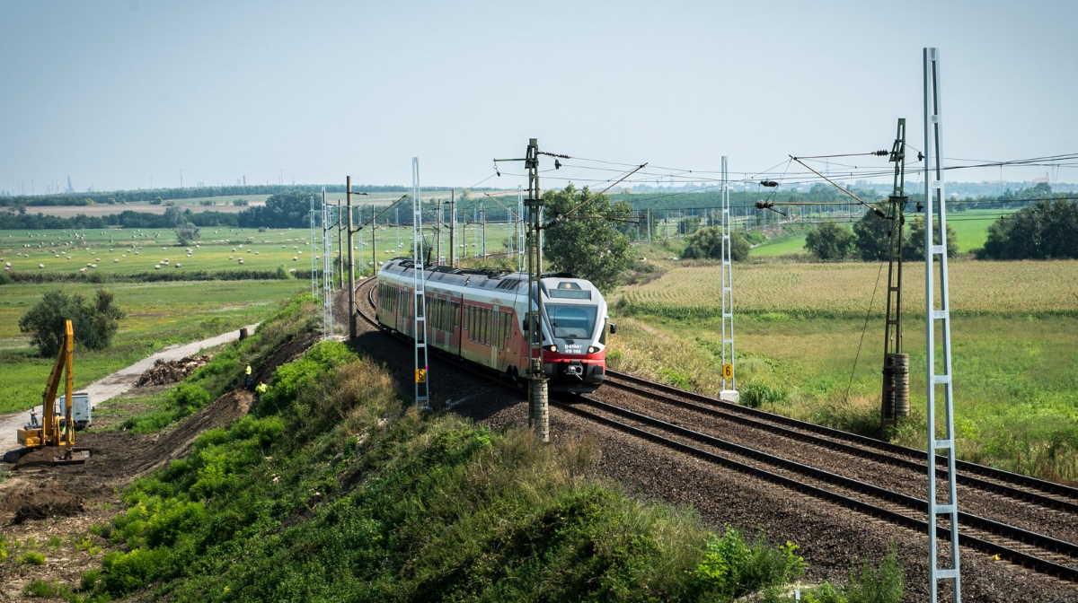 Budapest-Belgrade rail
