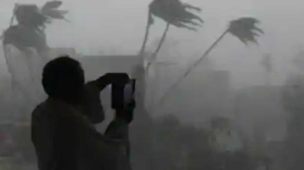 Cyclone Amphan India