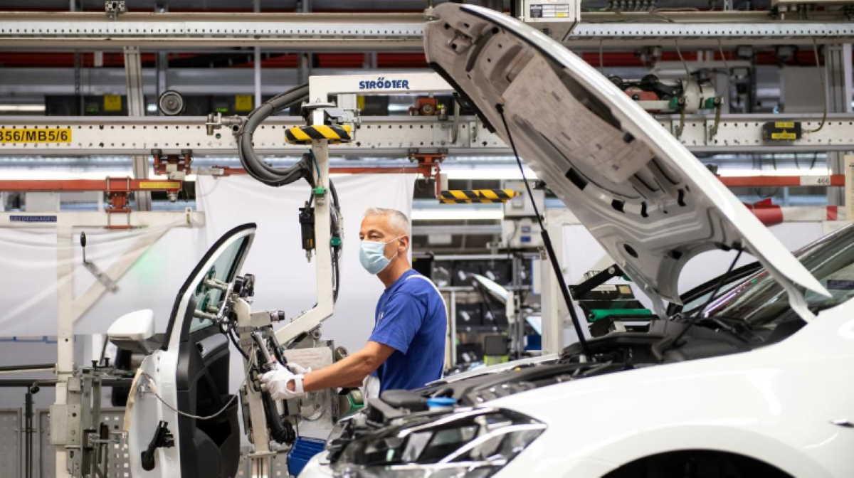 German industrial
