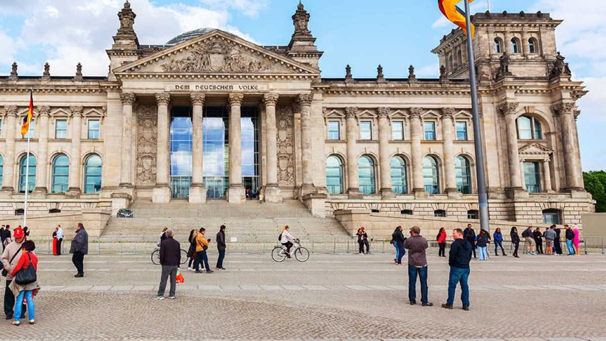Germany tourists