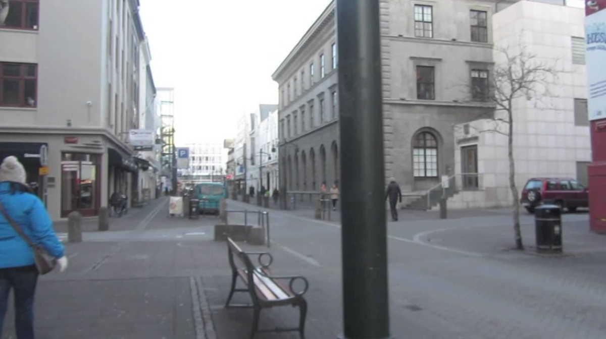 Iceland street