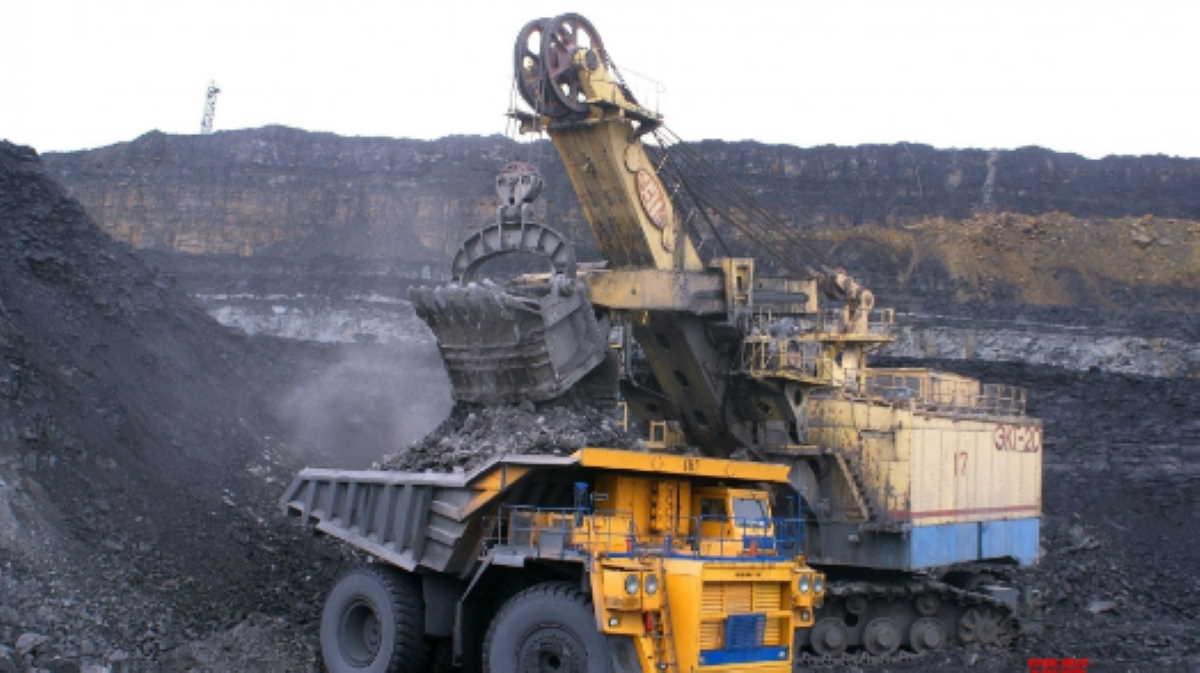 India coal mining