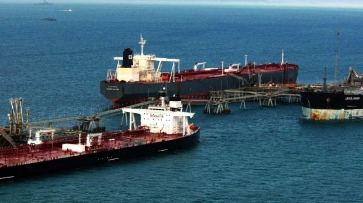 India tanker