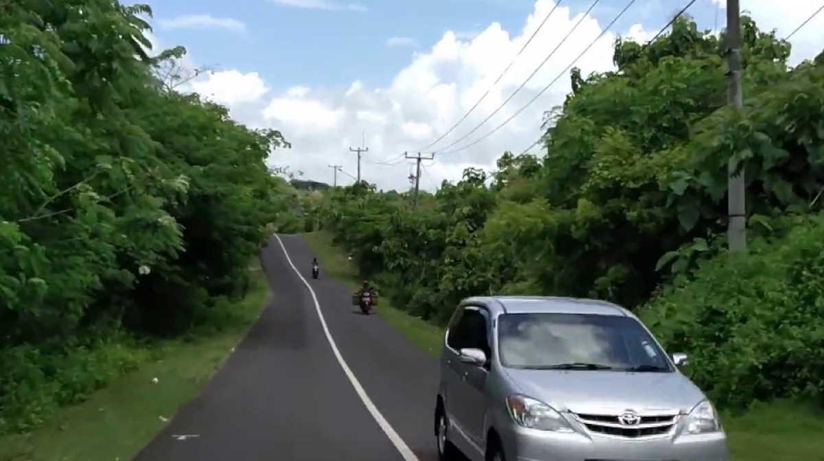 Indonesia roads