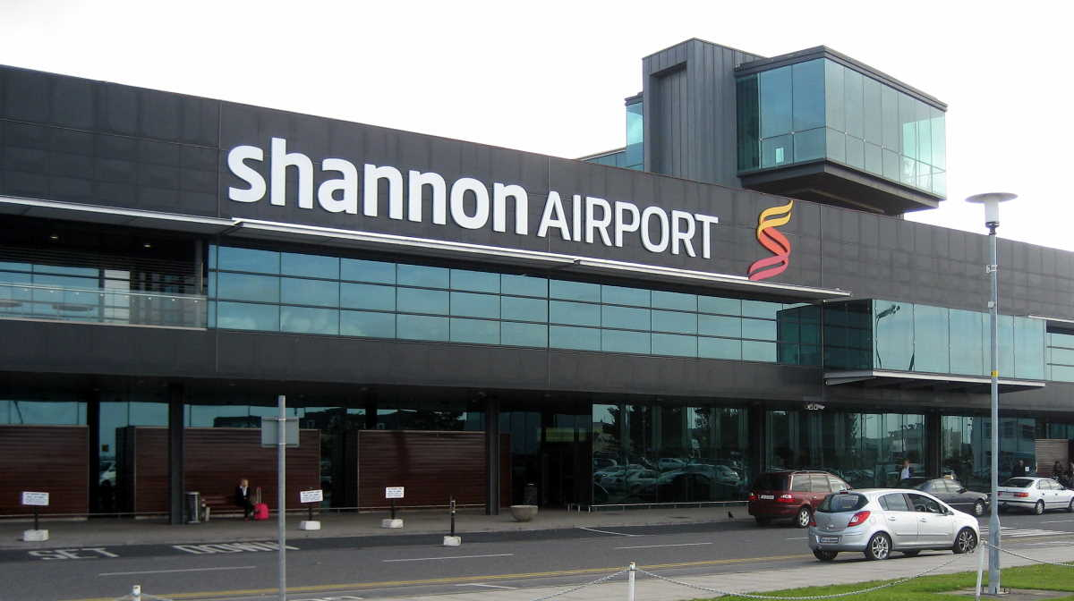 Ireland airport