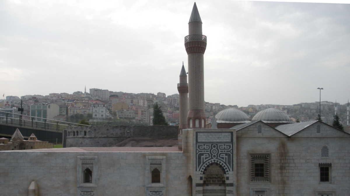 Izmir minaret