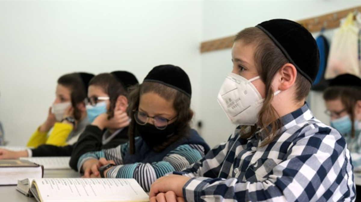 Jerusalem kindergartners