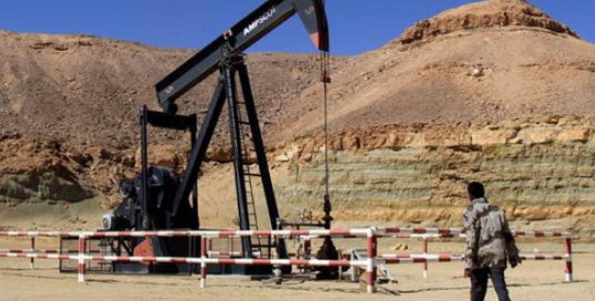 Libya oilfields