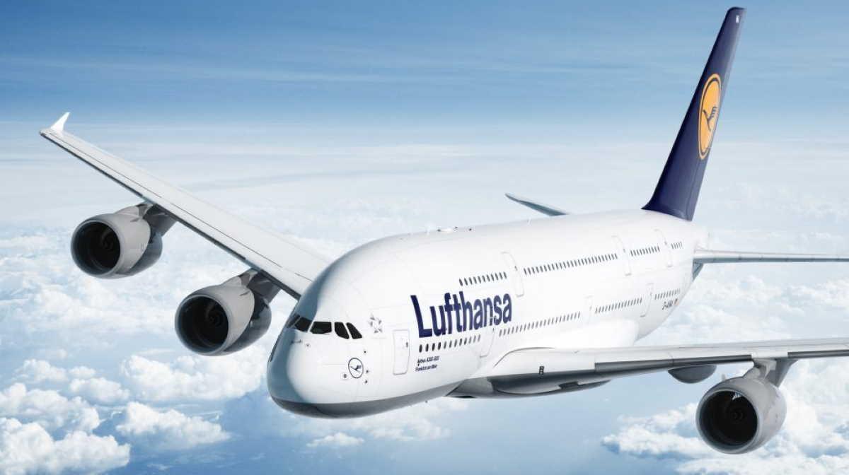 Lufthansa A380
