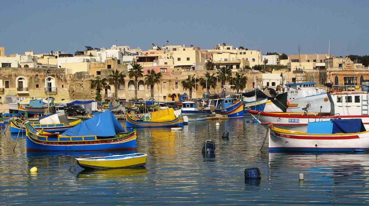 Malta fishermen