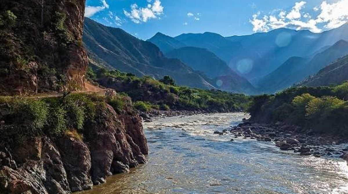 Marañon River Amazon