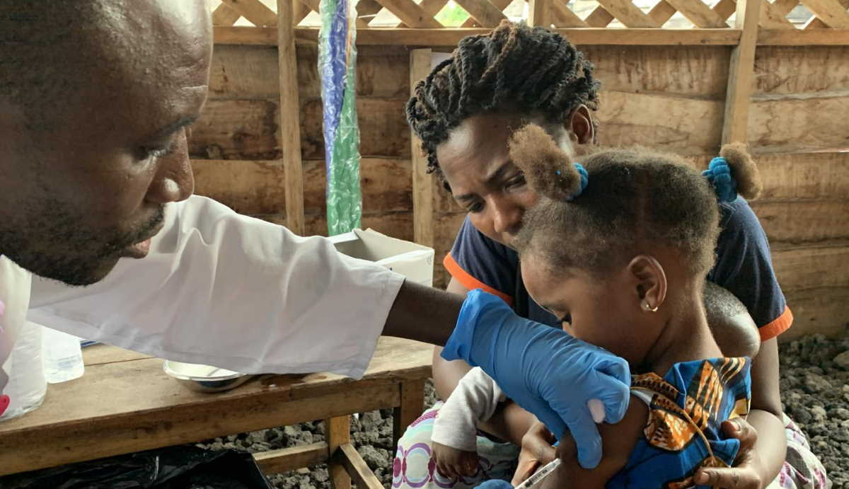 Measles Congo