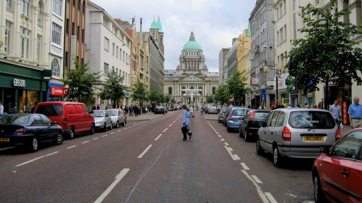 Northern Ireland street