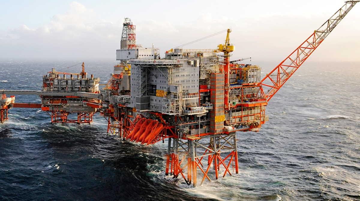 Norway oil