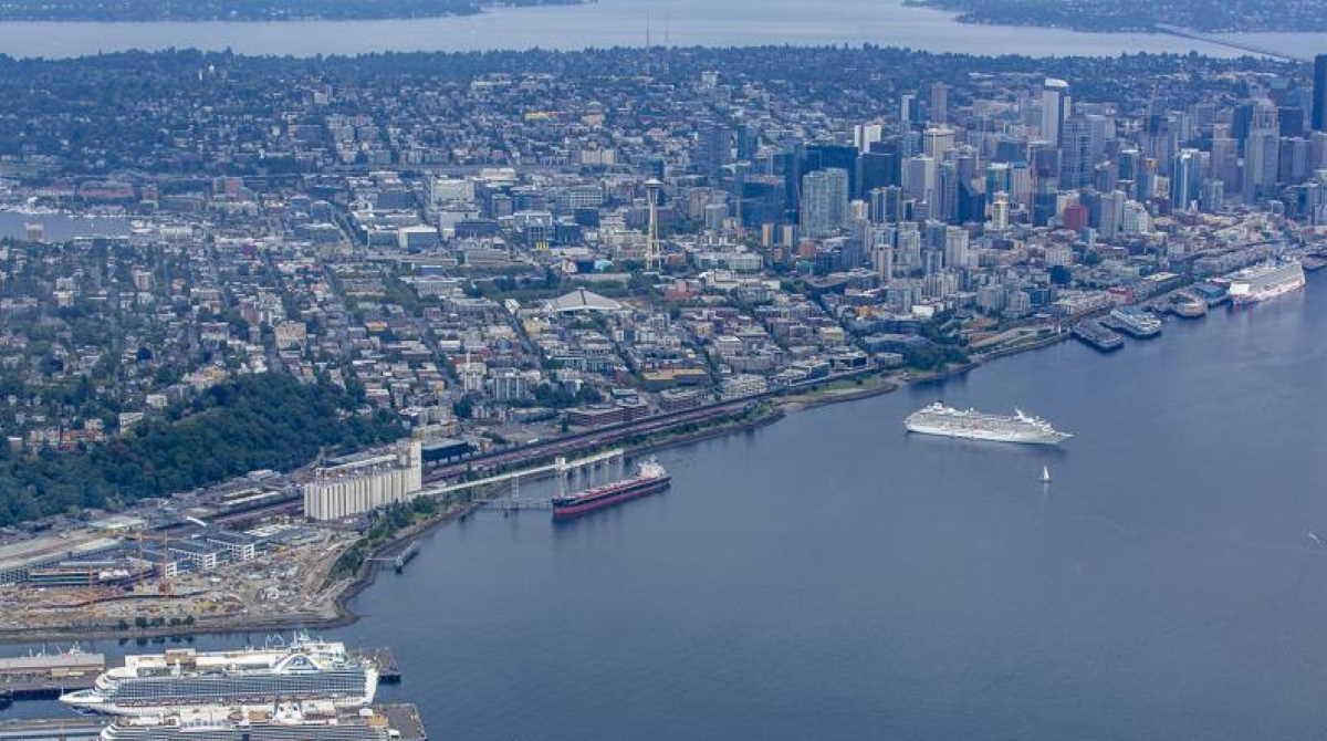 Port of Seattle shelves plans