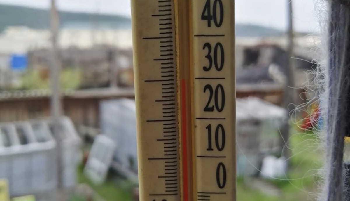 Record Arctic heat in Siberia