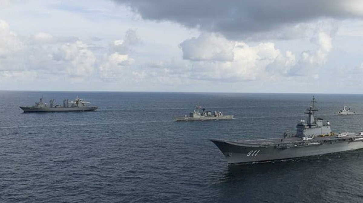 Thai navy