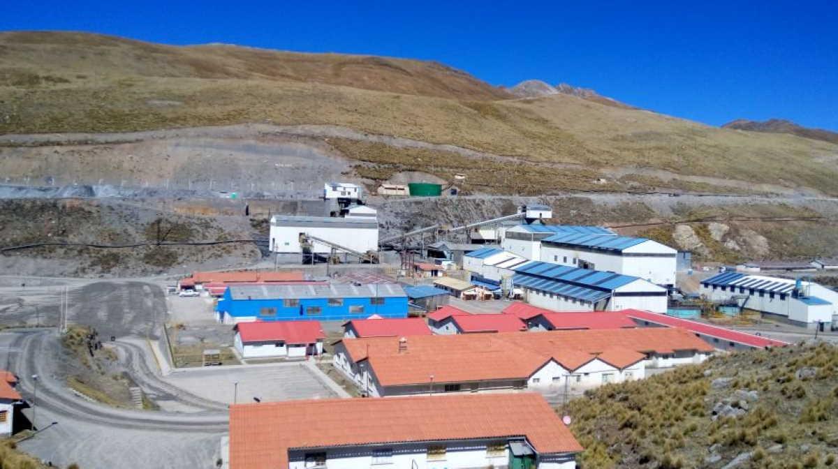 Trevali Mining Santander