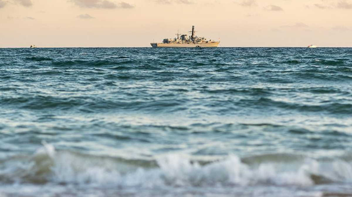 Turkish sailors return home after captivity in Eritrea