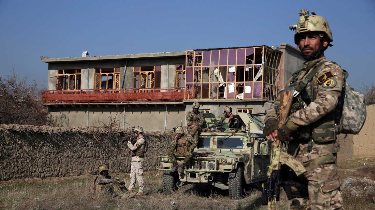 U.S. base Afghanistan