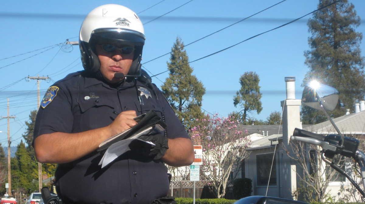U.S. police officer