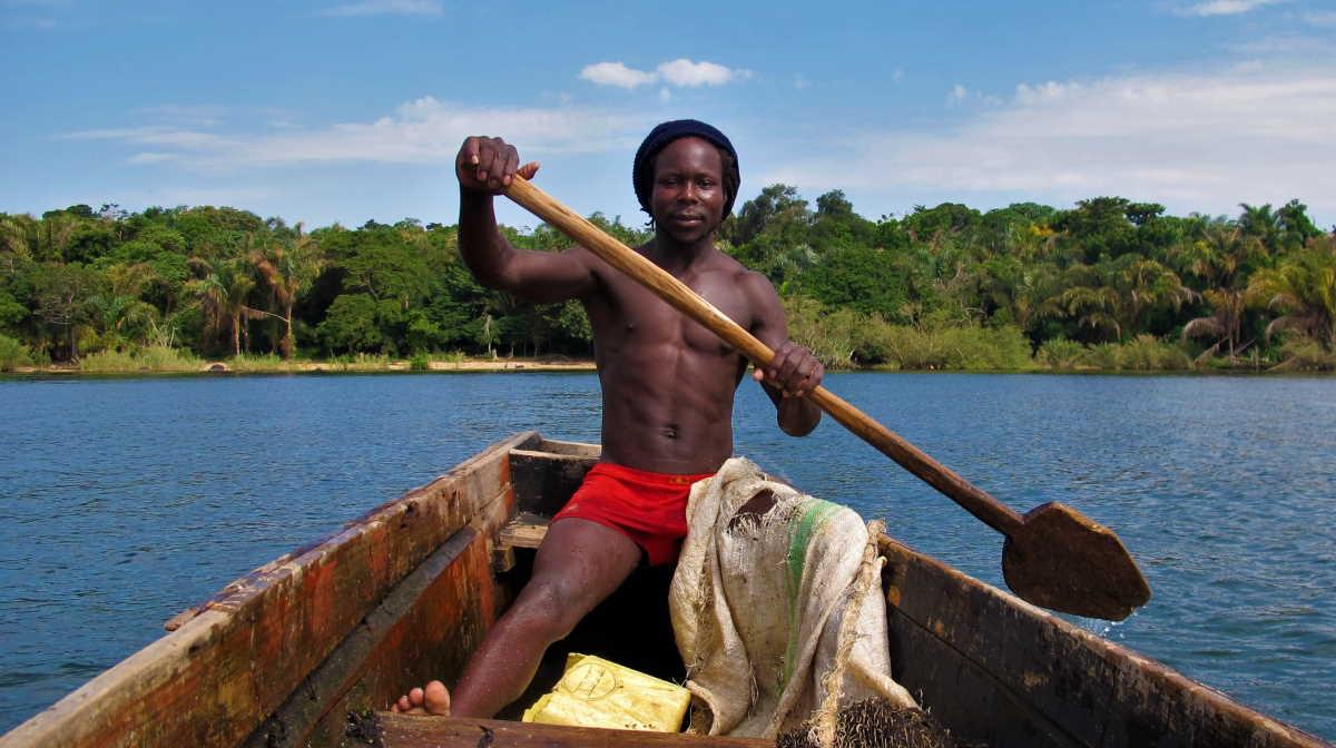 Uganda fishermen