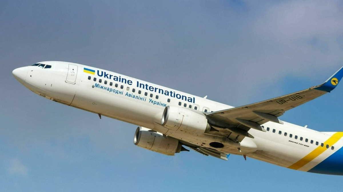 Ukrainian Boeing 737
