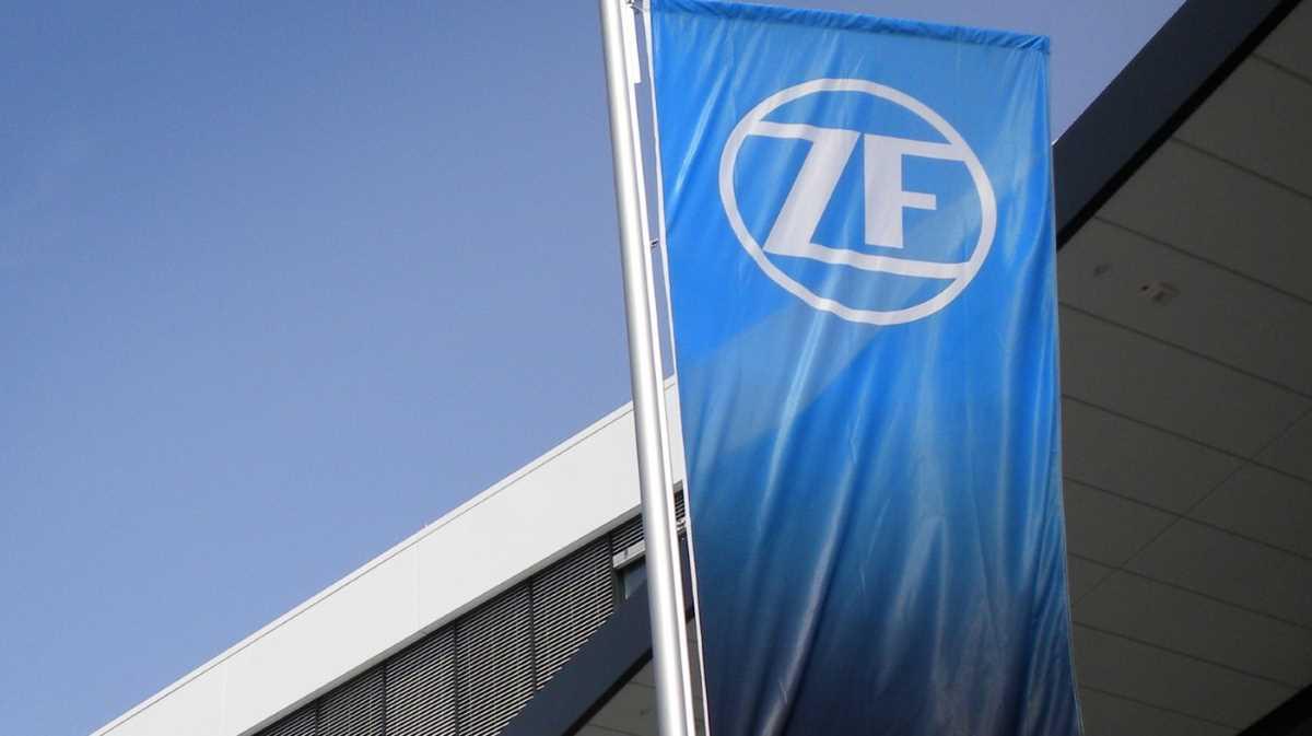 German automotive company ZF